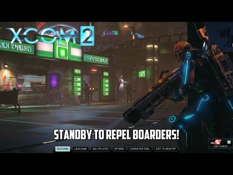 XCOM2 - Standby To Repel Boarders!