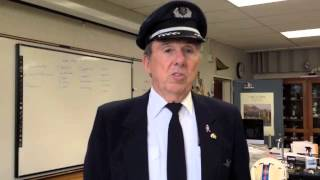 Career Day Footage- Airline Pilot Thumbnail