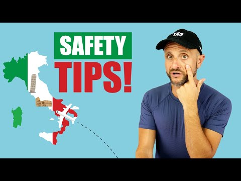 Travel to Italy: safety and how to avoid weird situations
