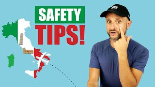 Traveling to Italy: Learn About Safety and How to Avoid Weird Situations