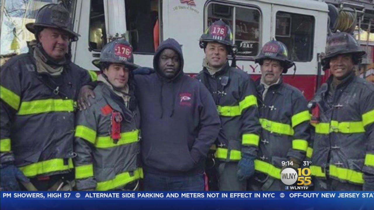 Watch What Firefighters Did After Saving Man Having Heart Attack Will Fill You with Joy video