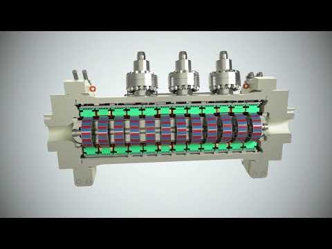 BHGE Modular Compact Pump (MCP)