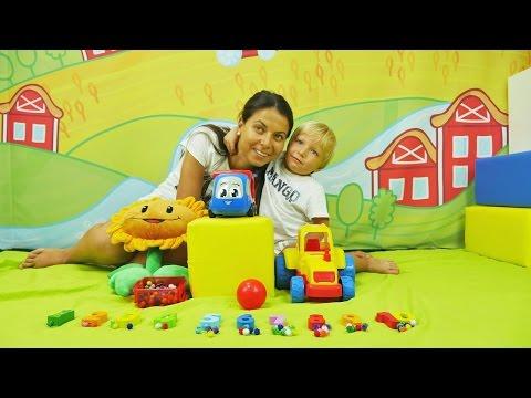 Eğitici çocuk oyunları - Aslı ve Ayaz sayıları öğreniyorlar ve sırayla sayıyorlar!
