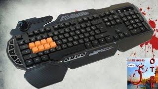 bloody гавно!? Обзор клавиатуры bloody b318