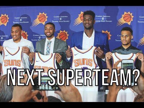 Are the Phoenix Suns the next NBA superteam?