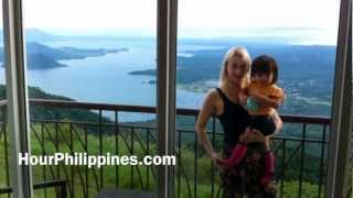Taal Vista Hotel Premier Room Sunset Sunrise View by HourPhilippines.com