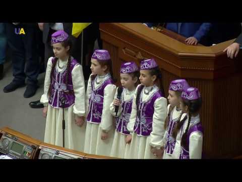 Ukraine Celebrates Crimea Day, Three Years Since Russian Invasion