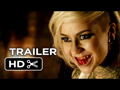 Anarchy Parlor Official Trailer 1 (2015) - Horror Movie HD