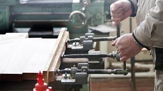 Самоделки. Супер пресс для склейки древесины