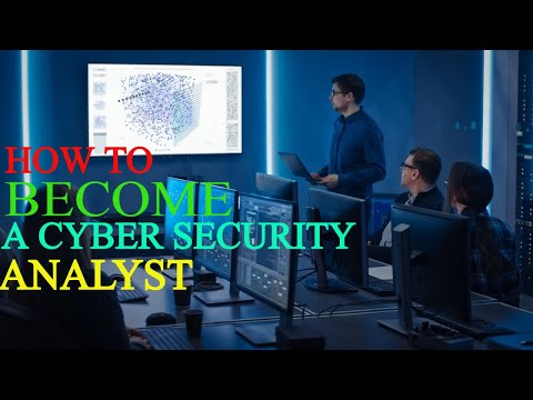 PJ Courses – How to become a Cyber Security Analyst