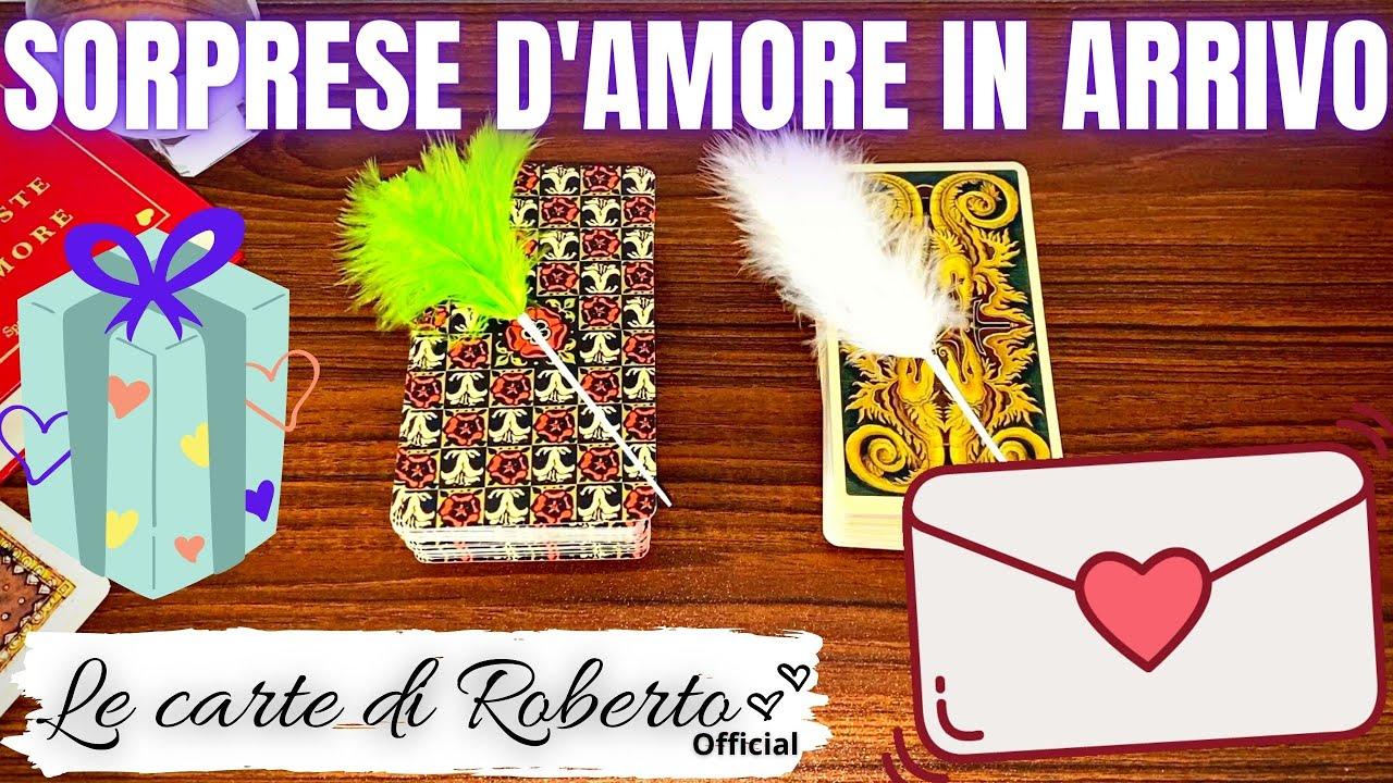 Download Quali SORPRESE d'Amore in ARRIVO? | Tarocchi interattivi amore