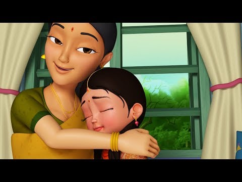 I Love You Maa & More Family Rhymes | Hindi Rhymes for Children | Infobells