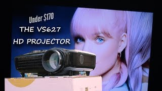 VS627 True HD LED Projector - Best GP100 Alternative