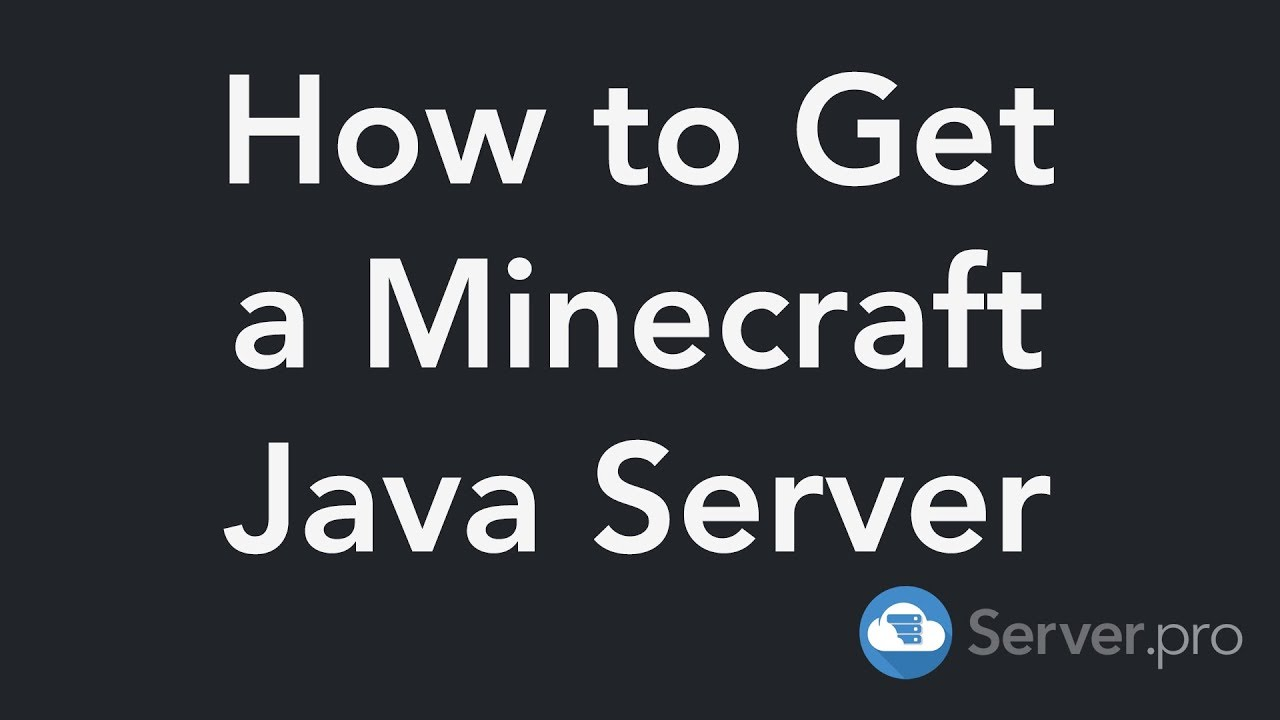 How to Get a Minecraft Java Server for Free - Server pro