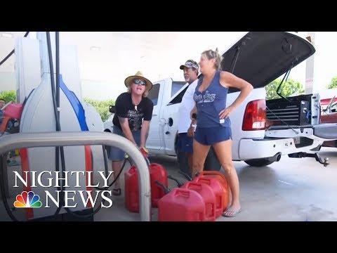 Hurricane Irma: Mass Evacuations Underway In South Florida | NBC Nightly News
