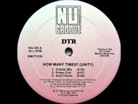 DTR - How Many Times (Unity) (Orbital Mix)