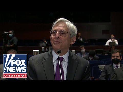 AG Garland grilled over DOJ investigation