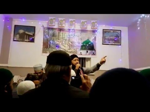 Shehre Nabi Teri Galiyo Ka - Nisar Marfani