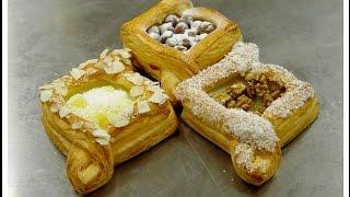 Слоёное тесто во французской кухне   Французская кухня