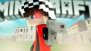 DayZ В МАЙНКРАФТЕ! ВОКРУГ ОДНИ ВРАГИ И ЗОМБИ И ЛЮДИ! Minecraft DayZ
