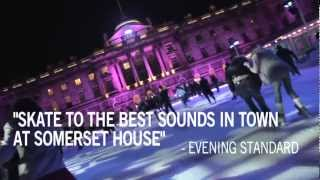 Club Nights at Somerset House - Skate to the best sounds in town