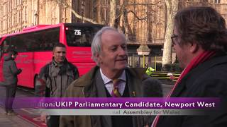 Neil Hamilton interview Westminster 14th March 2019
