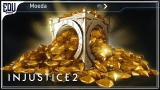 INJUSTICE 2 | Cristais da Fonte: O que são e como conseguir - Guia para iniciantes #01