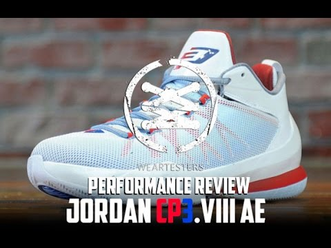0ca99f4efc06 Jordan CP3.VIII (8) AE Performance Review. WearTesters