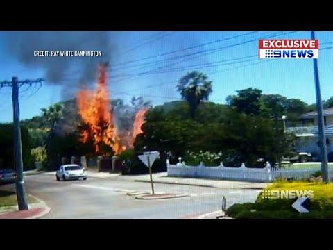 Cannington Fire | 9 News Perth