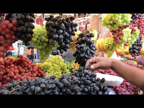 KL's  haven of fruits at Chow Kit