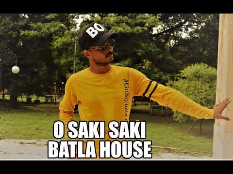 O Saki Saki  Dance Cover  Ft. Samir Gore