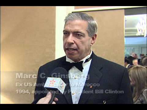 Special news coverage: Jewish Moroccan American community  honor King of Morocco, Mohammed VI