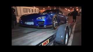 SAC to the BAY Dnr Performance RX7 vs Camaro Full
