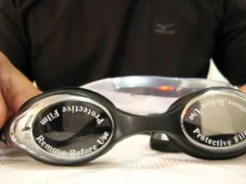 e92c6e8b06889 Óculos para natação - YouTube