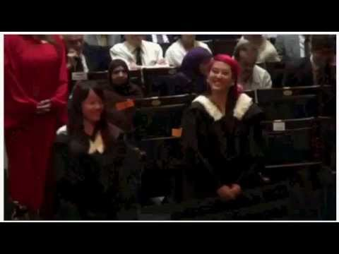 U of T Convocation Moment: Angela (VIC 1T4)