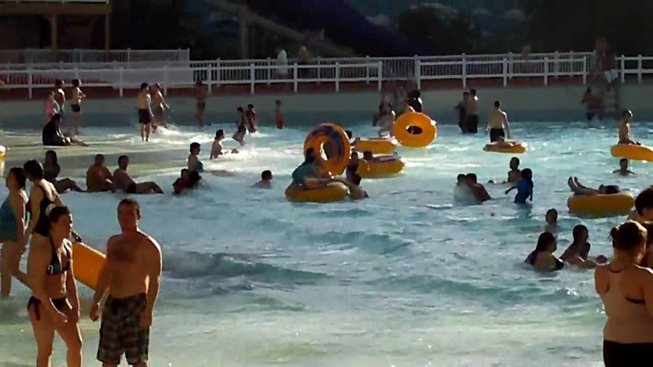 Indoor Wave Swimming Pool Wem Youtube