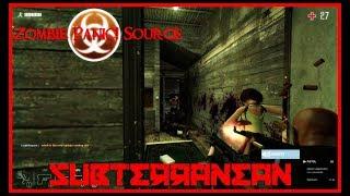 Zombie Panic! Source - Subterranean (Fun round + Survivor win)