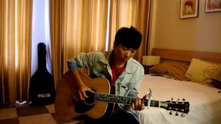 The Day You Went AWay - Guitar fingerstyle by HL