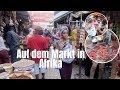 SO EIN BUNTES ABENTEUER ♥ Auf dem Markt in Nigeria