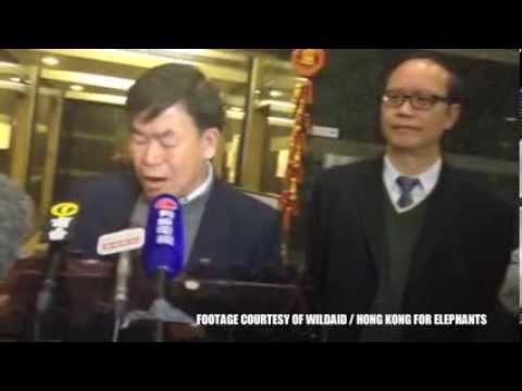 Hong Kong to Burn Ivory