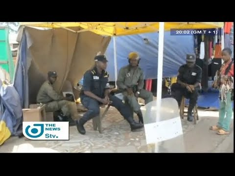 STV NEWS 08:00 PM - (PROHIBITION OF SALES OF WEAPONS: HIGH TENSIONS in BAMENDA) - 05th February 2018