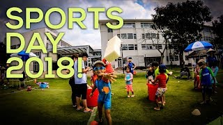 Sports Day at SSIS, 2018!