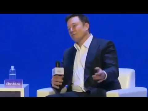 Did Elon Musk just hint at flat earth? thumbnail