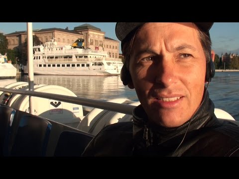 ☼ Royal canal boat tour   See beautiful Stockholm by boat