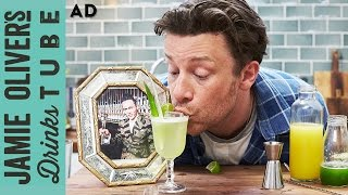 Venceremos Rum Cocktail | Bacardi Legacy Global Winner | Jamie Oliver