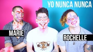 YO NUNCA NUNCA ft. ROCHELLE &  MARIE | RO VLOG
