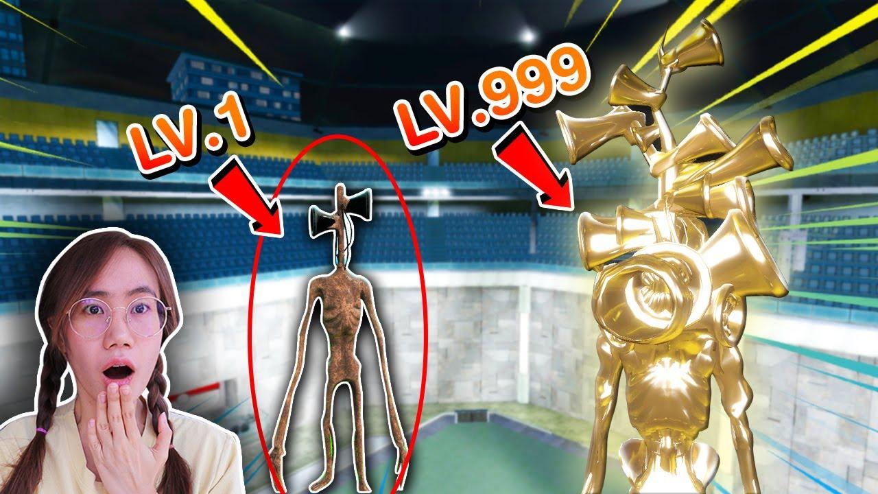 ฝึกไซเรนเฮดจนเปลี่ยนร่าง LV. 999 !!  Siren Head VS Vindictus Boss | Mind&Nat
