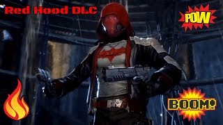 Batman: Arkham Knight - Red Hood DLC - THE BADASS VIGILANTE!