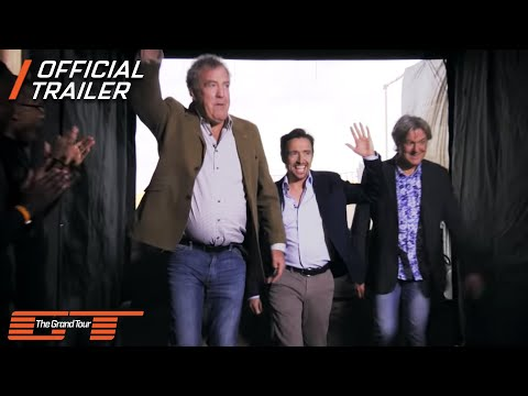 The Grand Tour trailers