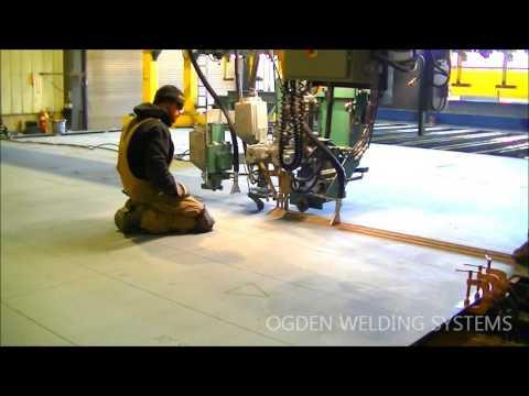 One Sided Welding W/ ESAB ICE Welding Process